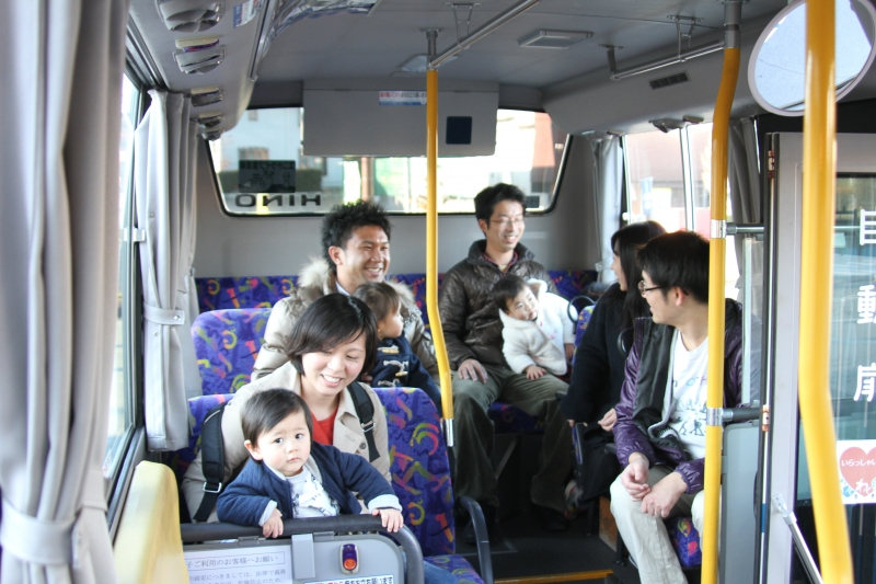 交 図 路線 産 バス